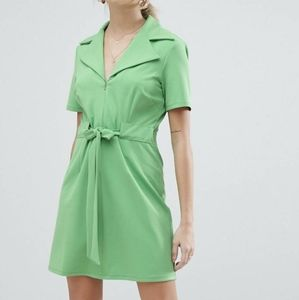 NWT - ASOS 70s Mini Dress
